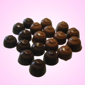chocolate covered cordial cherries