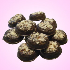 Chocolate Almond Morsels
